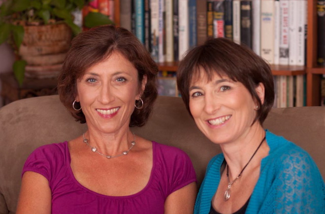 Judy Gelman and Vicki Levy Krupp