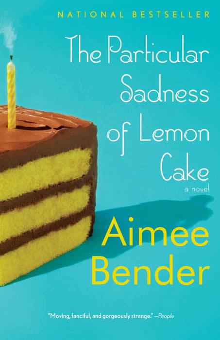 Particular Lemon Cake