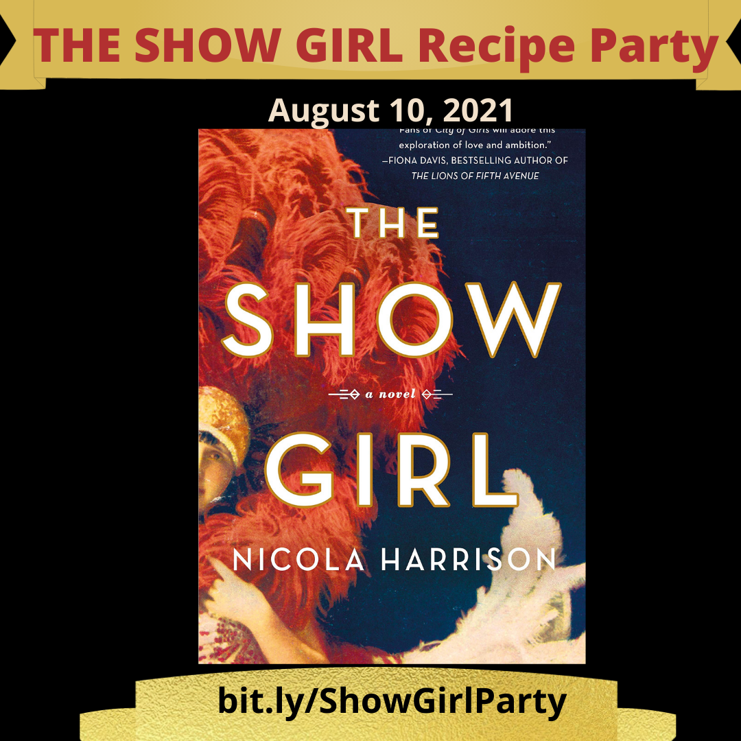 The Show Girl Recipe Party (2)