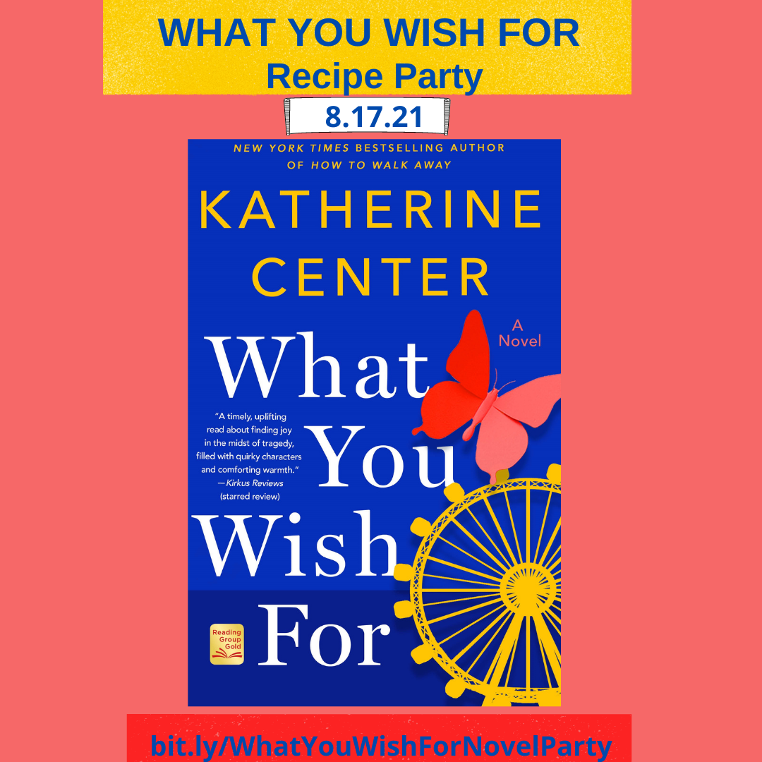 What You Wish For Party Graphic